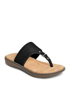 A2 by Aerosoles Black Cool Cat Sandal