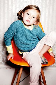 Mini Boden (SS13): cotton sweater in my favorite color!