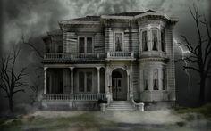 creepy Haunted House
