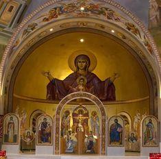 St. Barbara Greek Orthodox Church, Orange, Ct.
