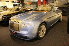 A touch of Class: Rolls Royce Hyperion