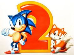 #sonicthehedgehog #animation #videogames #games #sonic #sega #logo #tails