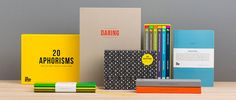 The School of Life Stationery