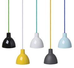 Toldbod 120 pendant lamp by Louis Poulsen. #designeveryday