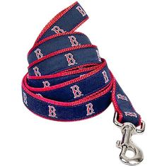 Sporty K9 Boston Red Sox Pet Leash - Navy 5/8 Inches -- Be sure to check out this awesome product.