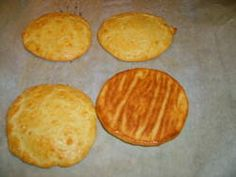 atkins bread rounds