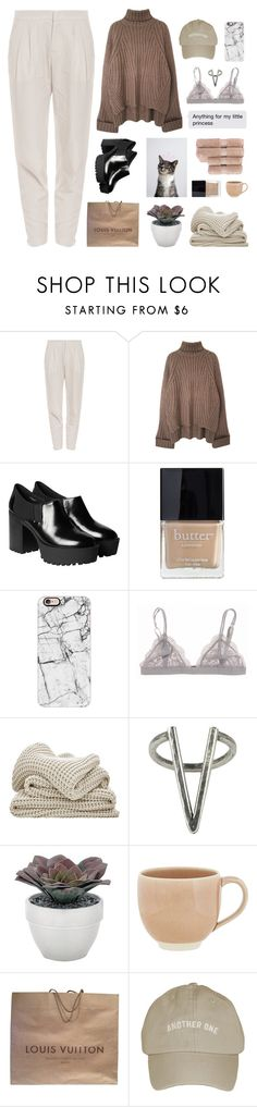 """""""TELL THE WORLD//HAPPY APRIL FOOLS DAY"""" by wi-fi-li-fe ❤ liked on Polyvore featuring Vince, Monki, Butter London, Casetify, The 2 Bandits, Torre & Tagus, atelier tete, Louis Vuitton, Christy and melhasnoage"""