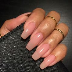 Semi-permanent varnish, false nails, patches: which manicure to choose? - My Nails Dope Nails, Nails On Fleek, Gorgeous Nails, Pretty Nails, Hair And Nails, My Nails, Cute Acrylic Nails, Pink Acrylics, Nail Inspo