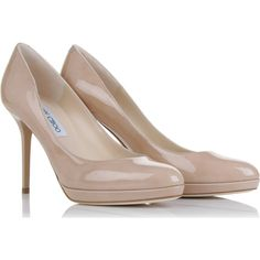 Jimmy Choo Aimee Patent Leather Pumps Nude [CL519193] - $130.00 : Christian Louboutin Shoes Outlet Online Australia, Clouboutinshoesonline.com