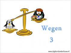 Digibordles Pinguins wegen 3 op digibordonderbouw.nl Math Activities, Preschool, Penguins, Kindergarten, Day Care, Preschools, Math Problems