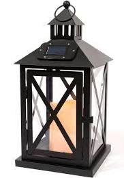 solar lantern outdoor - Google Search