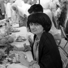 Agnes Varda, Roger Viollet/Getty Images