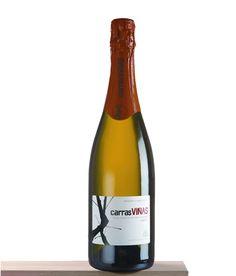 Carrasviñas Espumoso champan de Castilla y León