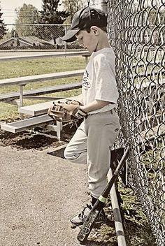 Double L Photography: Baseball Boy
