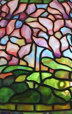 Magnificent concepts to take a look at Stained Glass Paint, Tiffany Stained Glass, Tiffany Glass, Stained Glass Designs, Stained Glass Windows, Tiffany Lamp Shade, Tiffany Art, Glass Ceiling, Deco