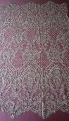 Home & Garden Lace Bilateral Symmetry High Quality Off White Cotton Cloth Embroidery Lace Fabrics Skin-friendly Soft Summer Dress Lace Fabric We Take Customers As Our Gods