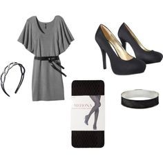 Perfect ideas to dress up my gray dress