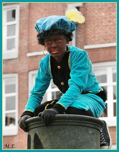 Zwarte- Piet. by Creative Elma, via Flickr