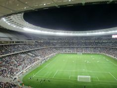 Cape Town Stadium - built for the 2010 World Cup