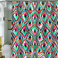 Amy Sia shower curtain from Kohl's