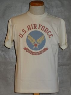 men style - U.S. Army Air Force t-shirt