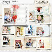 Calendar 2015 English 2
