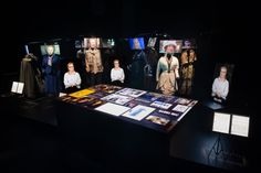 hollywood costume exhibit los angeles - Google Search