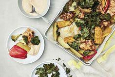 Chorizo, Paella, Vegetable Pizza, Pasta Salad, Pesto, Mango, Vegetables, Ethnic Recipes, Food