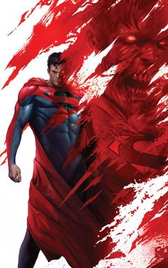 Kal-El, Son Of Krypton (The Art Of Superman) — The DC Trinity versus the Marvel Trinity by. Mundo Superman, Evil Superman, Batman Vs Superman, Batman City, Superman News, Arte Dc Comics, Dc Comics Superheroes, Dc Trinity, Superman
