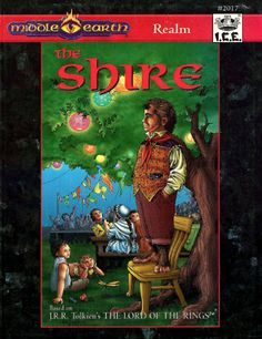Product Line: Middle Earth Roleplaying  Product Edition: M2  Product Name: The Shire  Product Type: Realm 2nd Edition  Author: Wesley Frank  Stock #: 2017  ISBN: 1-55806-234-3  Publisher: ICE  Cover Price: $30.00  Page Count: 276  Format: Softcover  Release Date: 1995  Language: English
