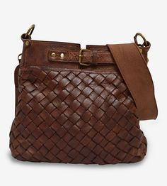 Joan Leather Crossbody Bag by mo&co. bags on Scoutmob