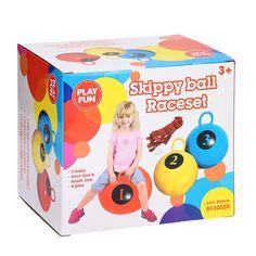 Skippybal wedstrijdset