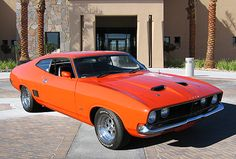 Featured Lots for Las Vegas 2019 Collector and Classic Car Auction Australian Muscle Cars, Aussie Muscle Cars, American Muscle Cars, Ford Falcon, Ford Motor Company, Hot Rods, Ford Lincoln Mercury, Old School Cars, Car Ford