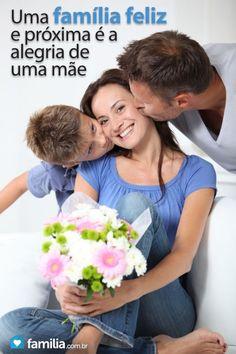 Familia.com.br | Como #planejar um #Dia das #Maes #inesquecivel. #amor #carinho