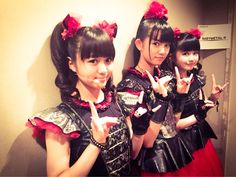 Thank you APOCRYPHA - Only The FOX GOD Knows - Day-2! We are THE ONE! #BABYMETAL