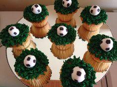 Futboll cake  Sports cake