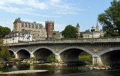 #Pau: een van de belangrijkste steden in het zuiden van #Frankrijk