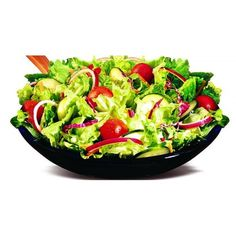 Appetite - Food Will Consist Of Country Comfort Food Favorites, Desserts, & Appetizers - Garden Salad
