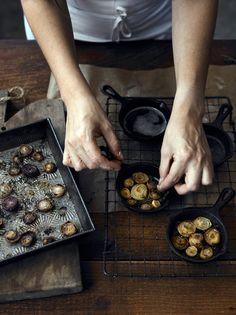 Nikole Herriott's Onion + Thyme Buns