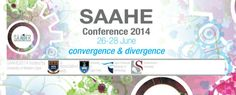 SAAHE 2014  2014 PD-pp QR-CODE created - scan and download your Professional Development information automatically to your mobile device. Simply ask for the QR CODE when you are at the Conference... And have a good time...