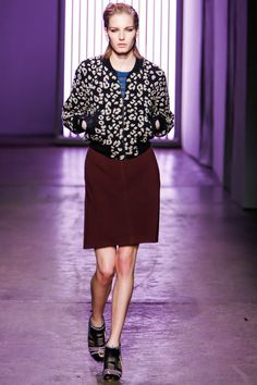 Rebecca Taylor Fall 2013 Ready-to-Wear Collection