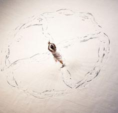 Dance géometrique Teriitoire