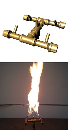 Diy Propane Fire Pit, Diy Fire Pit, Fire Pit Parts, Fire Pit Insert, Fire Pit Accessories, Fire Pit Materials, Firepit Ideas, Fire Ring, Fire Glass