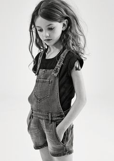 Cool dungarees for kidswear at Finger in the Nose summer 2016