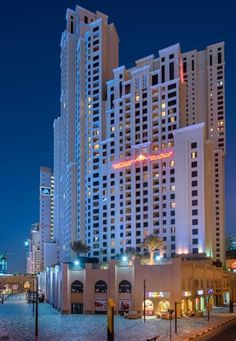Hawthorn Hotel & Suites by Wyndham JBR Dubai Located between Jumeirah Beach Residence ,The Walk and Dubai Marina, Hawthorn Suite occupies a prime location on the main strip with a variety of family entertainment activities and a spectacular view of the Arabian Gulf.