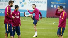 Training (21/04/16) | FC Barcelona