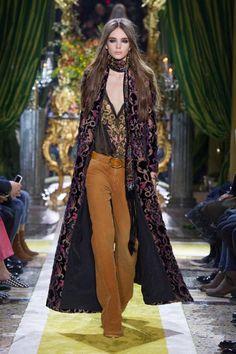 Desfile colección mujer otoño invierno   -  Roberto Cavalli Mexico