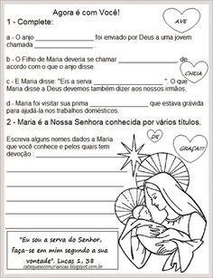 """""""SEMEADORES DA PALAVRA DE DEUS""""-Catequista Marisa-: Agosto 2014"""