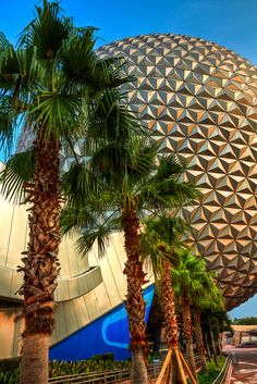 Spaceship Earth - Lots of changes to the narrators, but we keep coming back to this ride