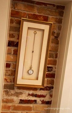 If the pocket watch you've been holding on to isn't quite on trend any longer, but you'd like to keep it around for sentimentality, consider creating a timeless frame design for the watch that will never go out of style!